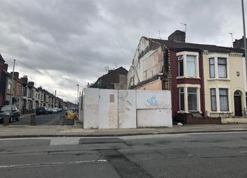 Thumbnail Land for sale in Boaler Street, Liverpool