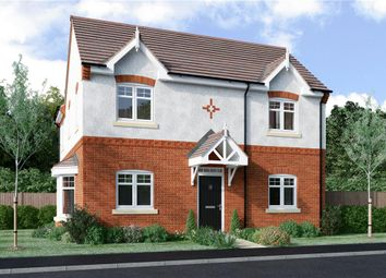 """Thumbnail 4 bedroom detached house for sale in """"Darley"""" at Estcourt Road, Gloucester"""
