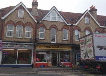 Thumbnail 2 bedroom flat for sale in Ashley Road, Poole, Dorset