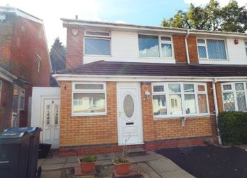 Thumbnail 5 bed semi-detached house to rent in Frederick Road, Selly Oak, Birmingham