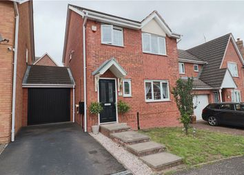 Thumbnail 3 bed detached house for sale in Eden Court, Nuneaton, Warwickshire