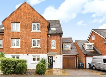 Thumbnail 5 bed semi-detached house for sale in Fenemore Road, Kenley