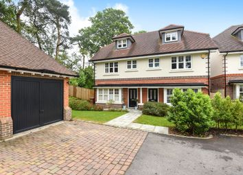 Thumbnail 4 bed semi-detached house for sale in Nettlecombe Close, Farnham, Surrey