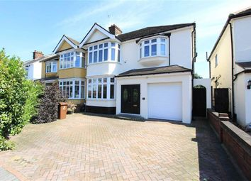 Thumbnail 4 bed semi-detached house for sale in Upney Lane, Barking, Essex
