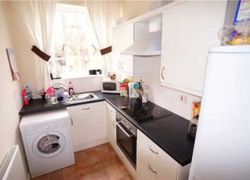 Thumbnail 2 bed flat to rent in West Crescent Road, Gravesend, Kent