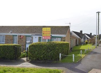 Thumbnail 1 bedroom semi-detached bungalow for sale in Friar Avenue, Worle, Weston-Super-Mare