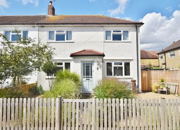 Thumbnail 3 bed semi-detached house for sale in Coombe Crescent, Hampton