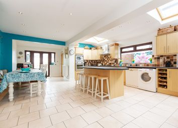 Thumbnail 5 bed semi-detached house for sale in Cornerswell Road, Penarth