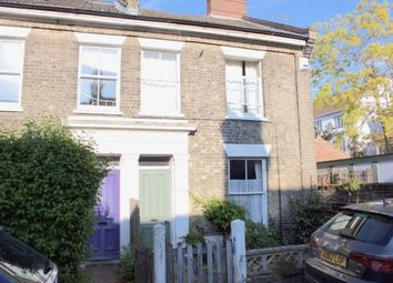 Thumbnail 2 bed end terrace house to rent in Gladstone Street, Norwich