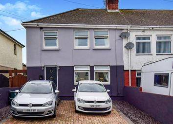 Thumbnail 3 bed end terrace house for sale in First Avenue, Caerphilly
