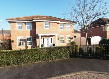Thumbnail 4 bed detached house for sale in Dale Way, Fernwood, Newark