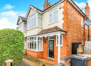 Thumbnail 4 bedroom semi-detached house for sale in The Drive, Abington, Northampton
