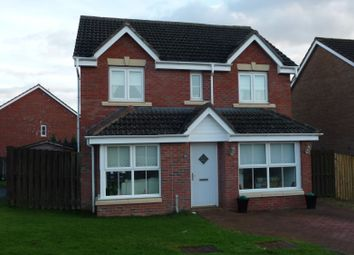 Thumbnail 4 bed detached house for sale in Taylor Avenue, Motherwell