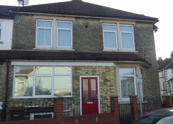 Thumbnail 2 bed end terrace house for sale in Canterbury Street, Gillingham