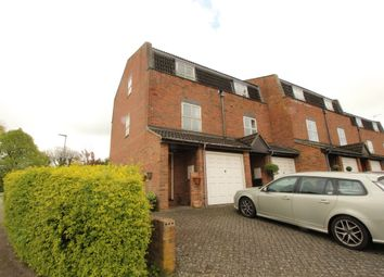 Thumbnail 3 bedroom end terrace house for sale in Twin Foxes, Woolmer Green, Knebworth