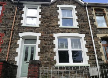 Thumbnail 4 bed terraced house for sale in The Triangle, Mountain Ash