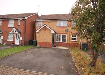 Thumbnail 1 bed terraced house for sale in Hawksworth Drive, Coventry