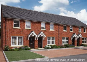 Thumbnail 2 bed semi-detached house for sale in 40% Shared Ownership - Great Oldbury, Stonehouse