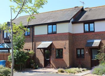 Thumbnail 2 bedroom terraced house for sale in Vallis Close, Baiter Park, Poole