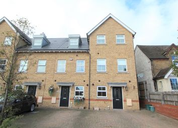 Thumbnail 3 bed end terrace house for sale in Standard Road, Colchester