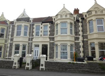 Thumbnail 2 bed flat to rent in Brighton Road, Weston-Super-Mare