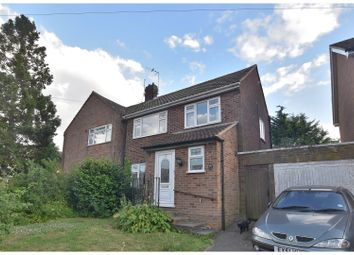 Thumbnail 3 bed semi-detached house for sale in Gloucester Avenue, Chelmsford