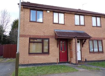 3 bed semi-detached house for sale in Ellwood Close, Leicester, Leicestershire, England LE5