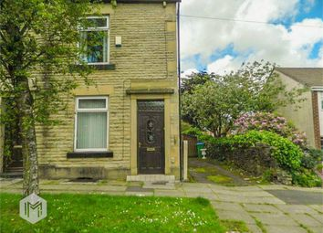 Thumbnail 3 bed end terrace house for sale in Shawfield Lane, Rochdale, Bury, Lancashire