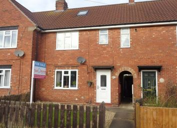 Thumbnail 3 bed terraced house for sale in College Close, Lincoln