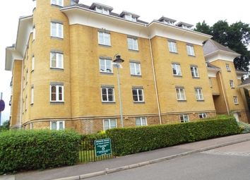 Thumbnail 1 bed flat to rent in Century Court, Horsell, Woking