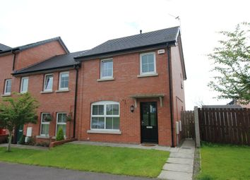 Thumbnail 3 bed terraced house for sale in Lady Wallace Road, Lisburn