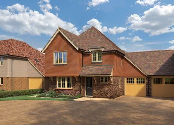 Thumbnail 4 bed link-detached house for sale in Littlebourne Road, Canterbury, Kent