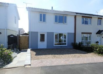 Thumbnail 3 bedroom semi-detached house for sale in Harris Road, Swindon