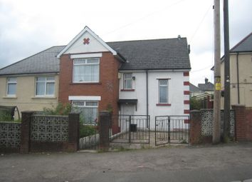 Thumbnail 3 bed semi-detached house for sale in Channel View, Pontypool