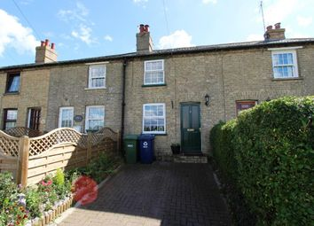 Thumbnail 2 bed terraced house to rent in Orchard Row, Church Road, Grafham, Huntingdon