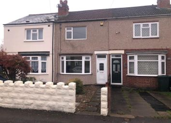 2 bed terraced house to rent in Evelyn Avenue, Foleshill, Coventry CV6
