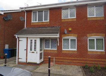 Thumbnail 1 bed maisonette to rent in Exeter Drive, Tamworth