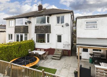 Thumbnail 3 bed semi-detached house for sale in Southlands Grove West, Riddlesden, West Yorkshire