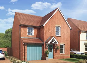 "Thumbnail 3 bed detached house for sale in ""Abbeydale"" at Ashford Road, Faversham"