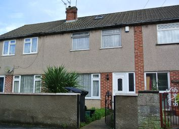 Thumbnail 4 bedroom terraced house for sale in Marshfield Road, Fishponds, Bristol