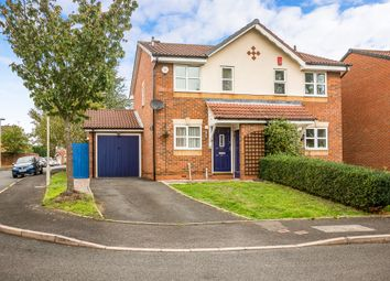 Thumbnail 2 bed semi-detached house for sale in Hulland Place, Brierley Hill