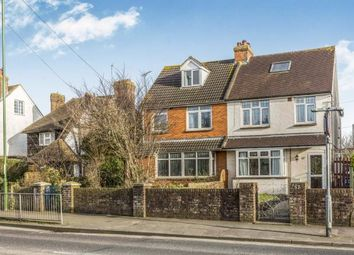 Thumbnail 4 bed semi-detached house for sale in Stockbridge Road, Chichester, West Sussex, England