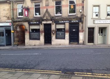 Thumbnail Pub/bar for sale in Selkirk, Scottish Borders