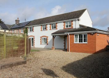 Thumbnail 4 bed semi-detached house to rent in Ragged Appleshaw, Andover, Hampshire