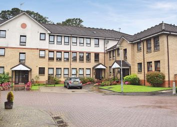 Thumbnail 2 bed flat for sale in Woodlands Court, Thornliebank, Glasgow G467Sa