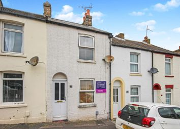 Thumbnail 1 bed terraced house for sale in Erith Street, Dover
