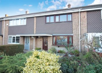 Thumbnail 3 bed terraced house for sale in Beechwood Glade, Sherburn In Elmet, Leeds