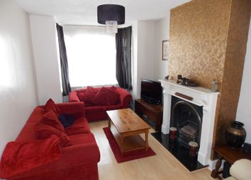 Thumbnail 2 bed terraced house for sale in Clive Road, Rochester
