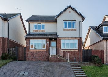 Thumbnail 4 bedroom detached house for sale in Campsie View, Cambuslang, Glasgow