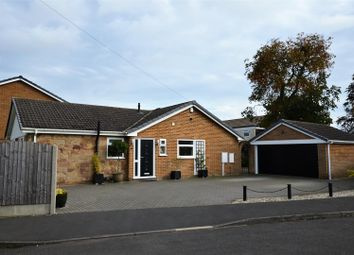 Thumbnail 3 bed detached bungalow for sale in Cromford Drive, Mickleover, Derby